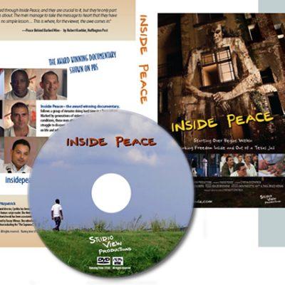 Inside Peace DVD